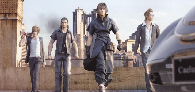 Final Fantasy Versus XIII - the game that never was?