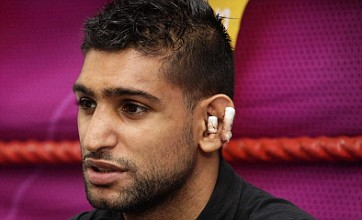 Amir Khan considers battle of Britain with retired welterweight Ricky Hatton