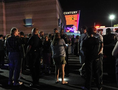 12 people killed after shooting at The Dark Knight Rises