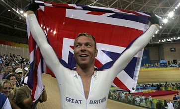 Hoy 'favourite to be flagbearer for Team GB at opening ceremony'