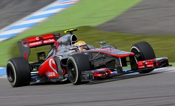 Lewis Hamilton hits back at 'immature' Sebastian Vettel after German GP