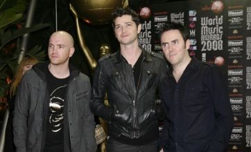 The Script unveil new song Hall Of Fame featuring Will.i.am