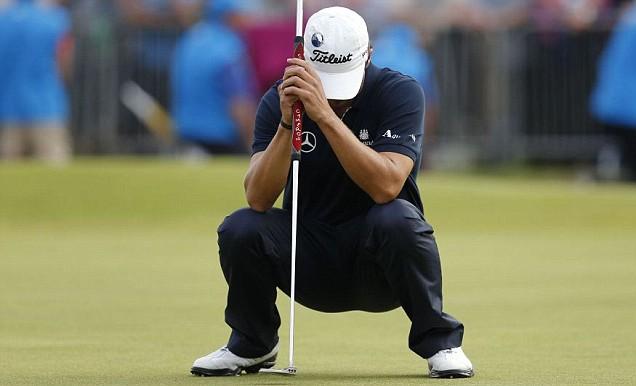 Golf the Open Adam Scott