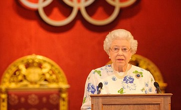 London 2012 Olympic Games gets royal seal of approval from the Queen