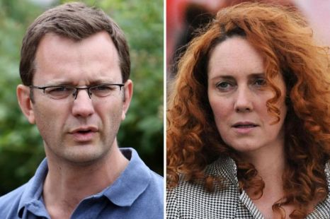 Phone hacking, Andy Coulson, Rebekah Brooks