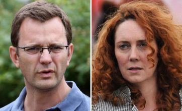 Phone hacking: Rebekah Brooks and Andy Coulson among eight charged