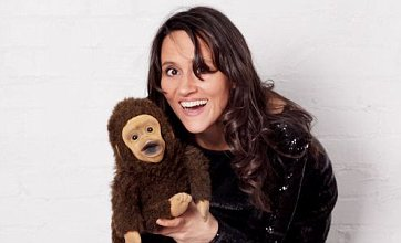 Ventriloquist Nina Conti: It was my dream to act like my father Tom Conti