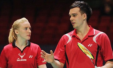 GB badminton pair Chris Adcock and Imogen Bankier handed tough draw