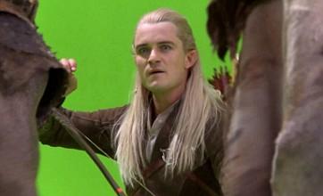 Orlando Bloom reprises Legolas role in new The Hobbit video