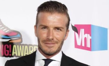 David Beckham: TV titters leave me no time for Twitter