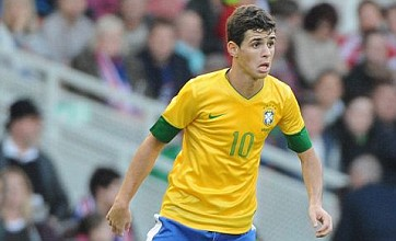 Chelsea complete signing of Brazilian midfielder Oscar