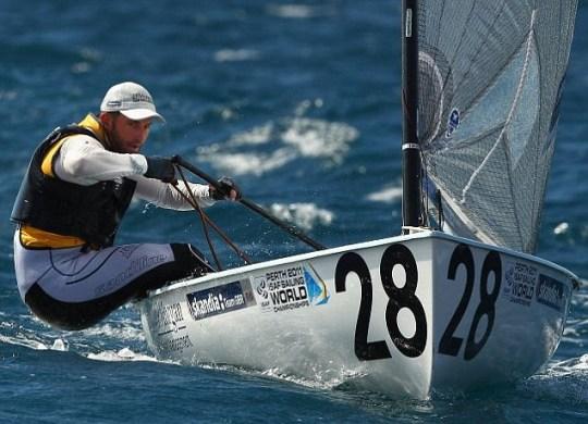 Team GB sailor Ben Ainslie