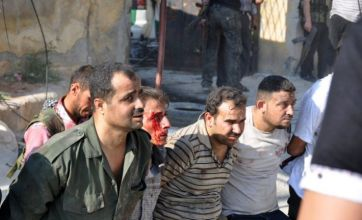 Army 'closing in on rebels' as 14 die in Syria shelling