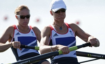 Team GB rowers break Olympic record to make final