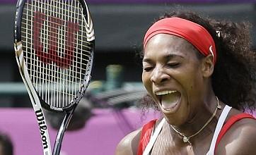Serena Williams sets up London 2012 encounter with Agnieszka Radwanska
