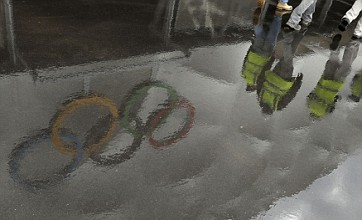 Fans prepare for wet weather at London 2012 as rain hits Britain again
