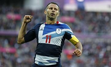 Team GB on brink of football quarter-finals after victory over UAE