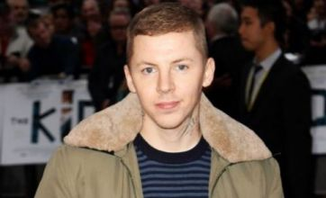 Professor Green sparks outrage over 'bulimia is intelligent' tweet