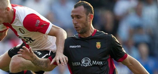 Ivan Ramis of Real Mallorca