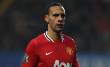 Rio Ferdinand charged by FA over Ashley Cole 'choc ice' tweet