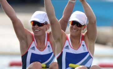 Katherine Grainger heats up bid for rowing gold in style