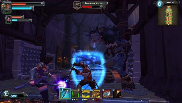 Orcs Must Die! 2 (PC) – the game's not keen on trolls either