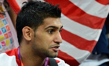 Amir Khan: I want to star in the next Rocky film, but only if I win the fight