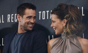 Total Recall's Colin Farrell: Kissing Kate Beckinsale in front of her husband was creepy