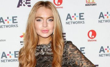 Lindsay Lohan refused to strip for film sex scene unless crew joined her