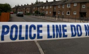 Staffordshire Police described the explosions as malicious (PA)