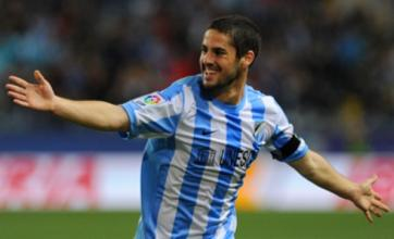 Manchester United 'target Isco in Malaga fire sale'