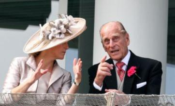 Prince Philip to receive no visitors in hospital after being told to rest