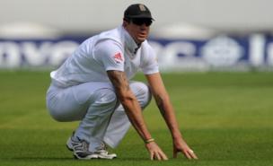 Kevin Pietersen's international career hangs in the balance (PA)