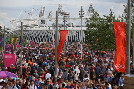 London 2012 proves itself the 'friendly Games' – with a few exceptions