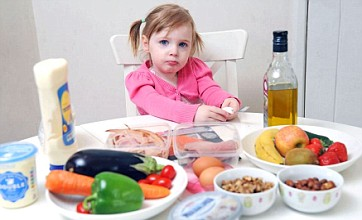Girl, 2, eats more fat than average man to control medical condition