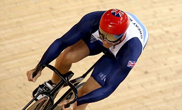 Sir Chris Hoy launches Olympic campaign 'in best shape since Beijing'