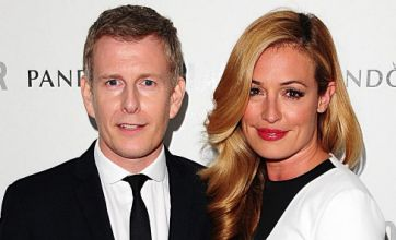Cat Deeley and Patrick Kielty spark engagement rumours