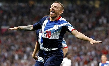 Craig Bellamy bowled over by GB fans' united front at Olympics