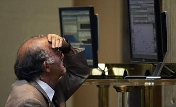 Mario Draghi gets the blame as Europe stocks slump