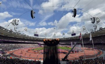 London 2012: Full house the perfect sight as capital shows its true colours