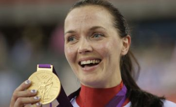 Victoria Pendleton eyes up gold in London 2012 Olympic cycling sprint