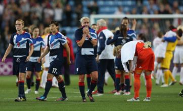 GB women's football team have Olympics dream crushed by Canada