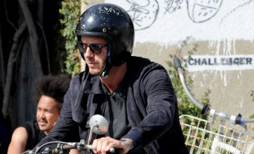 David Beckham back in LA despite Olympic involvement