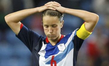 Casey Stoney fears axe for GB women's football team