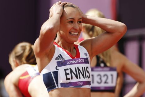 Jessica Ennis (Pic: AP)