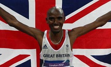 Mo Farah: Winning gold for Great Britain is the best moment of my life