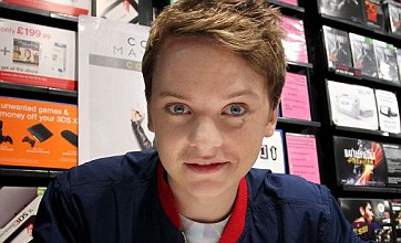 Conor Maynard scores number one with debut album Contrast