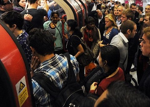 Airport-style screening on the Tube – what are the goverment trying to hide?