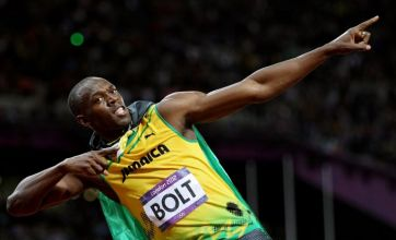 Manchester United admit Usain Bolt would be a good addition to the side