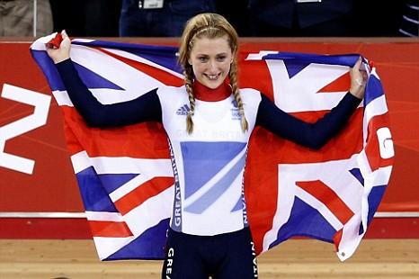 Laura Trott, omnium, Team GB